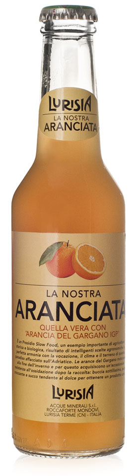 Aranciata - Drink young like tradition