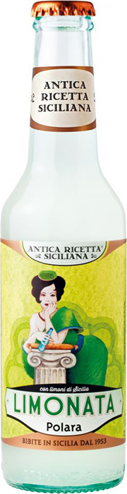 """Antica Ricetta Siciliana"" Limonata - Drink with fresh and natural juice of Sicilian lemons"