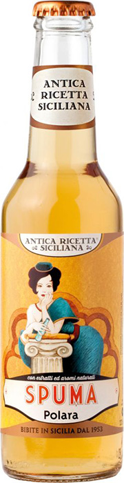 """Antica Ricetta Siciliana"" Spuma - Antica Ricetta Siciliana Spuma bionda, the timeless flavor of tradition"